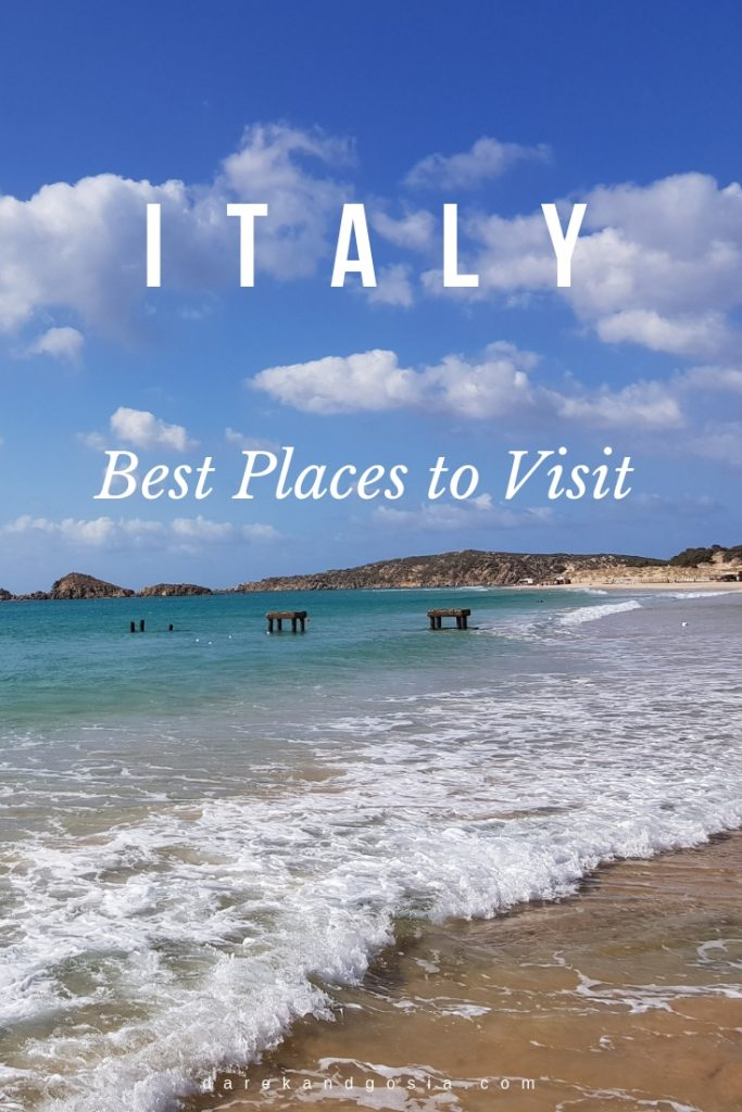 ITALY best Places to visit