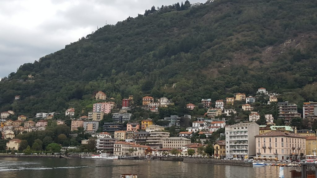Lake Como must-see in Italy