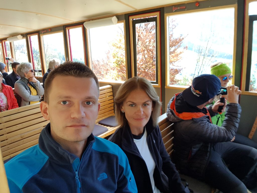 On Cog Railway