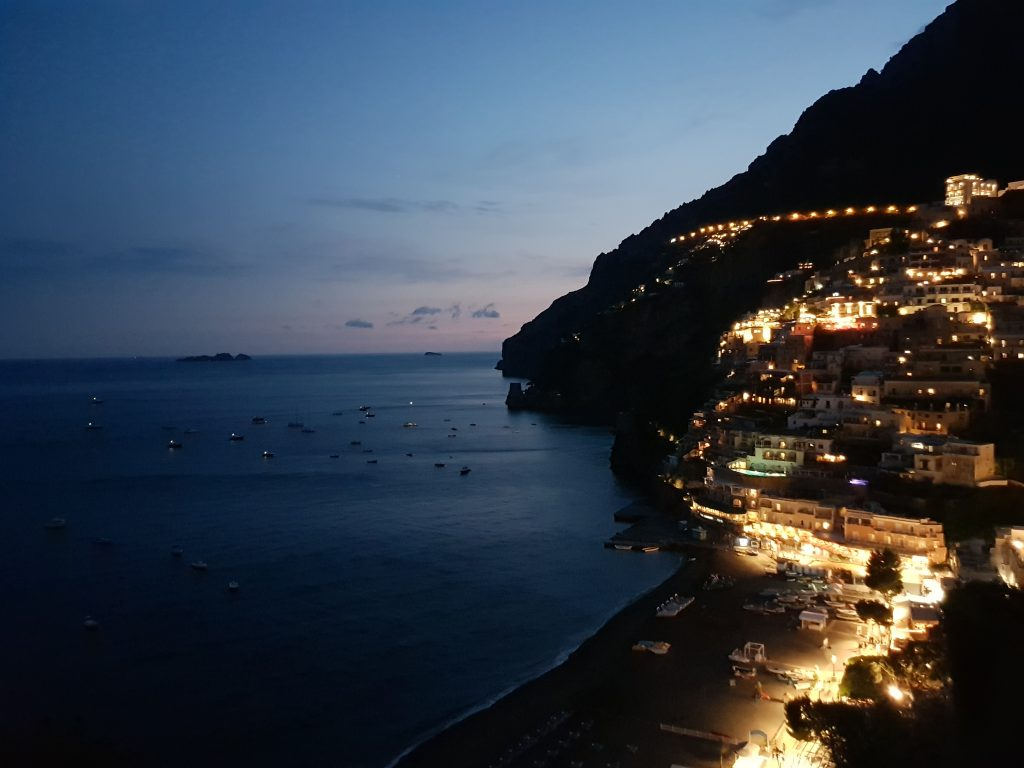 Positano one of the best places to visit in Italy