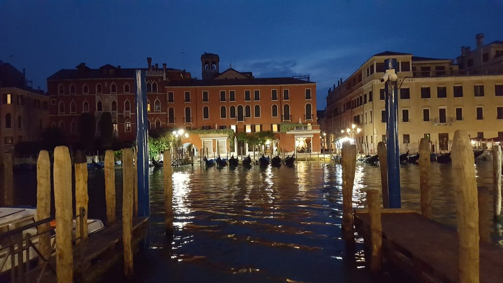 What is Venice known for