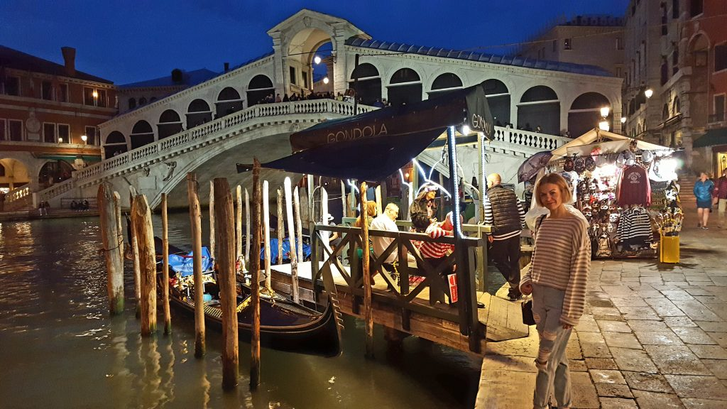 What is the best month to go to Venice Italy