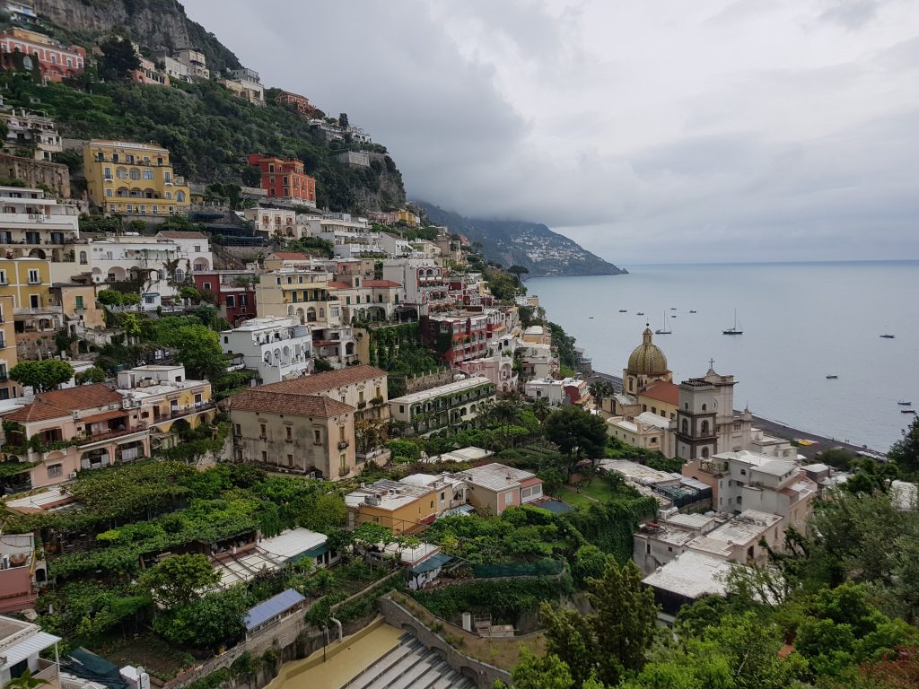 Why is the Amalfi Coast so famous