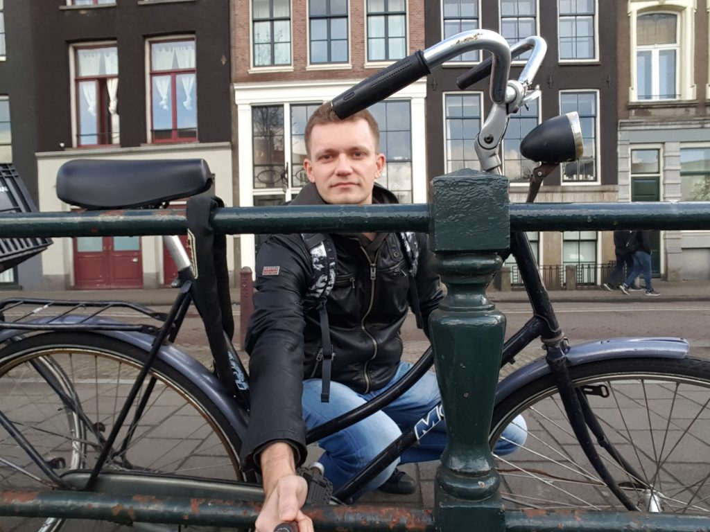 Amsterdam things to do - Hop on a bike