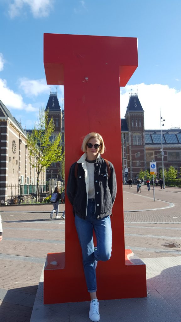 Amsterdam things to do - Take a photo at I Amsterdam
