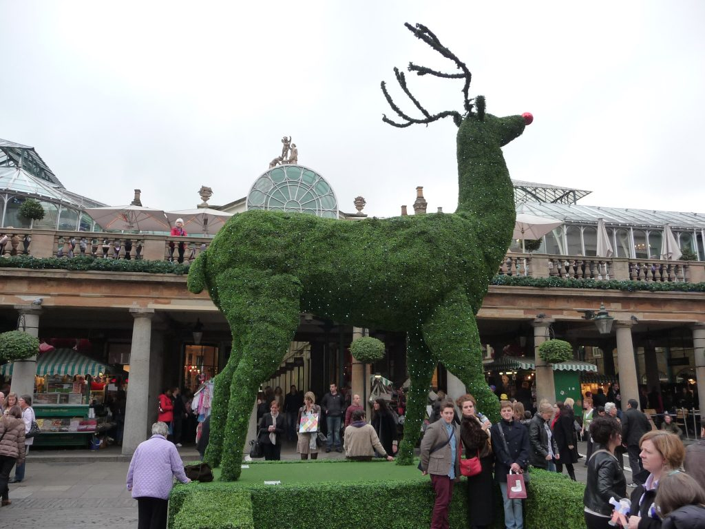 Best things to see in London in 1 day - Covent Garden