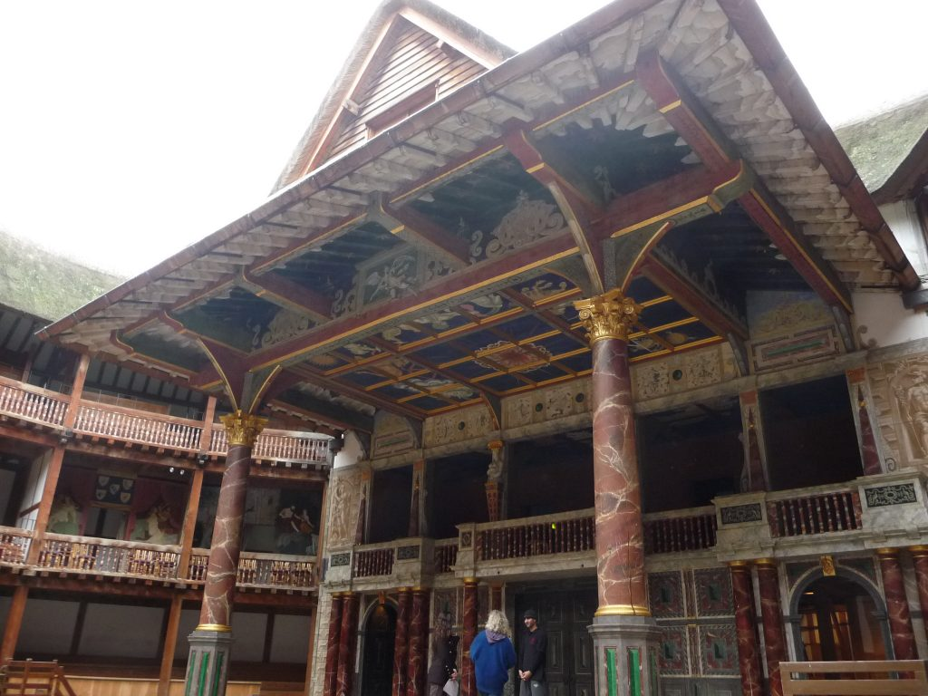 Best things to see in London in 1 day - Shakespeare's Globe