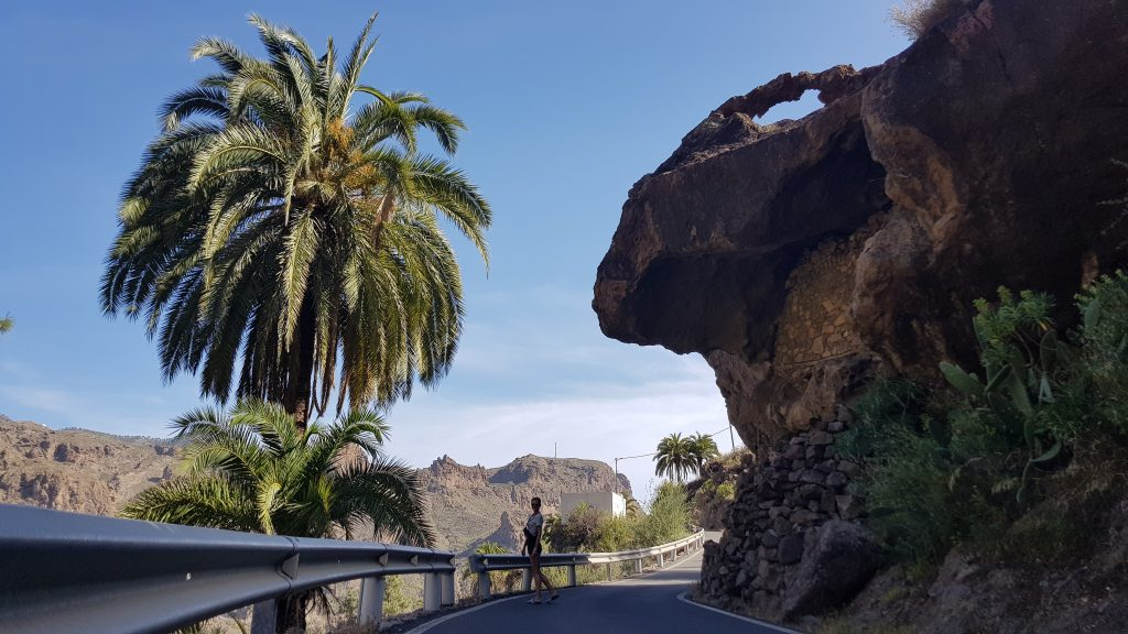 GC-505 Road - Things to do in Gran Canaria