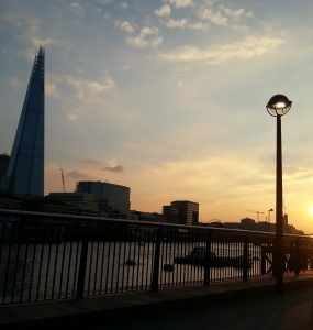 London in one day itinerary