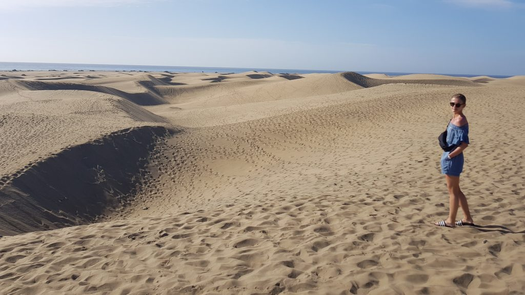 Maspalomas dunes - Things to do in Gran Canaria