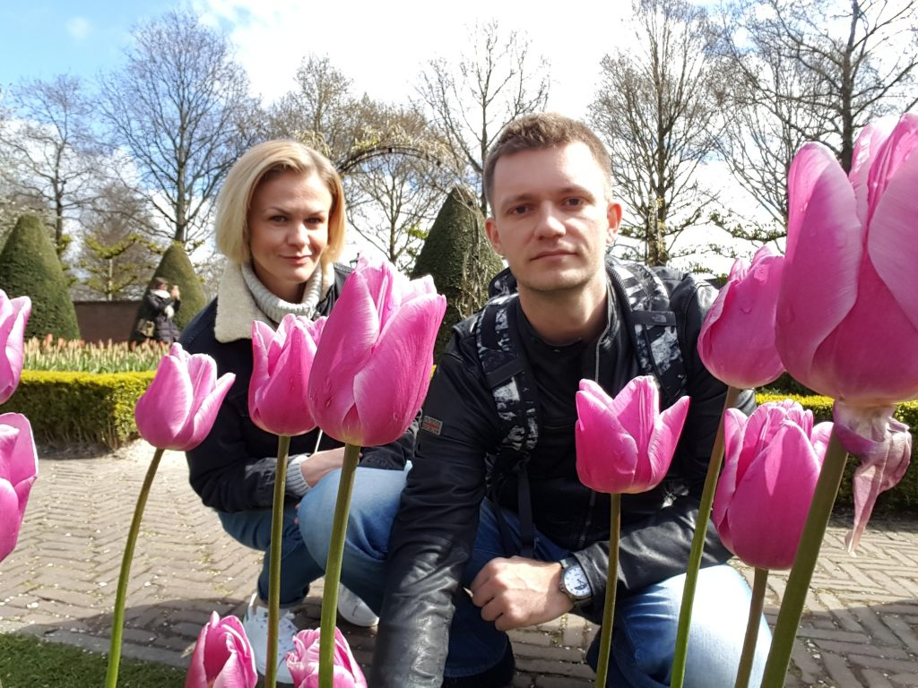 Most romantic cities in Europe - Keukenhof