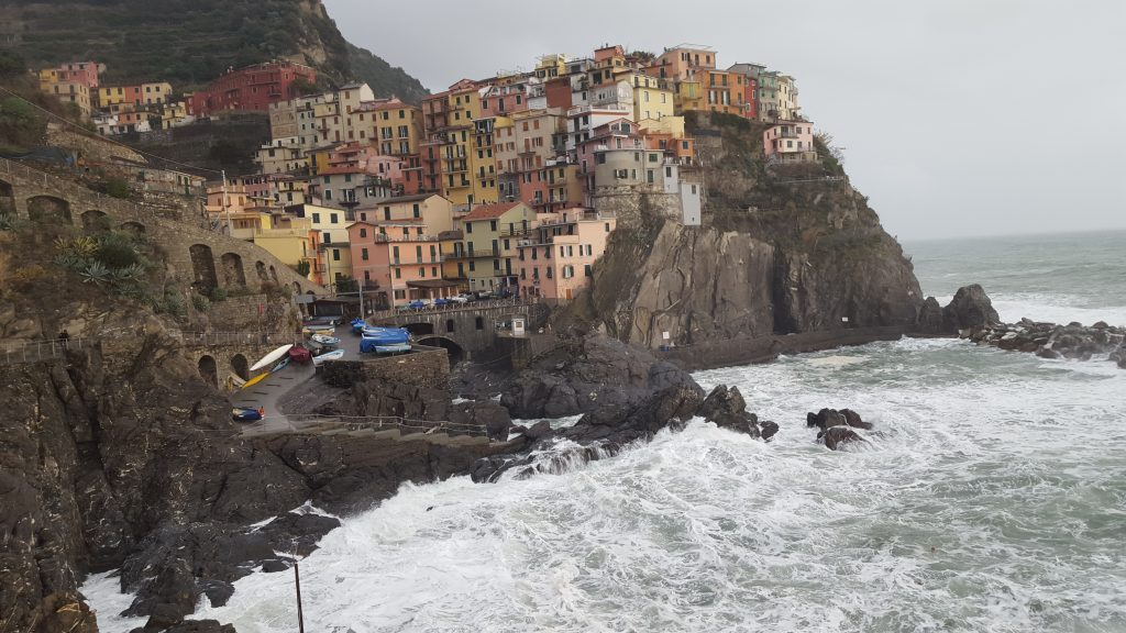 Most romantic cities in Europe - The Cinque Terre