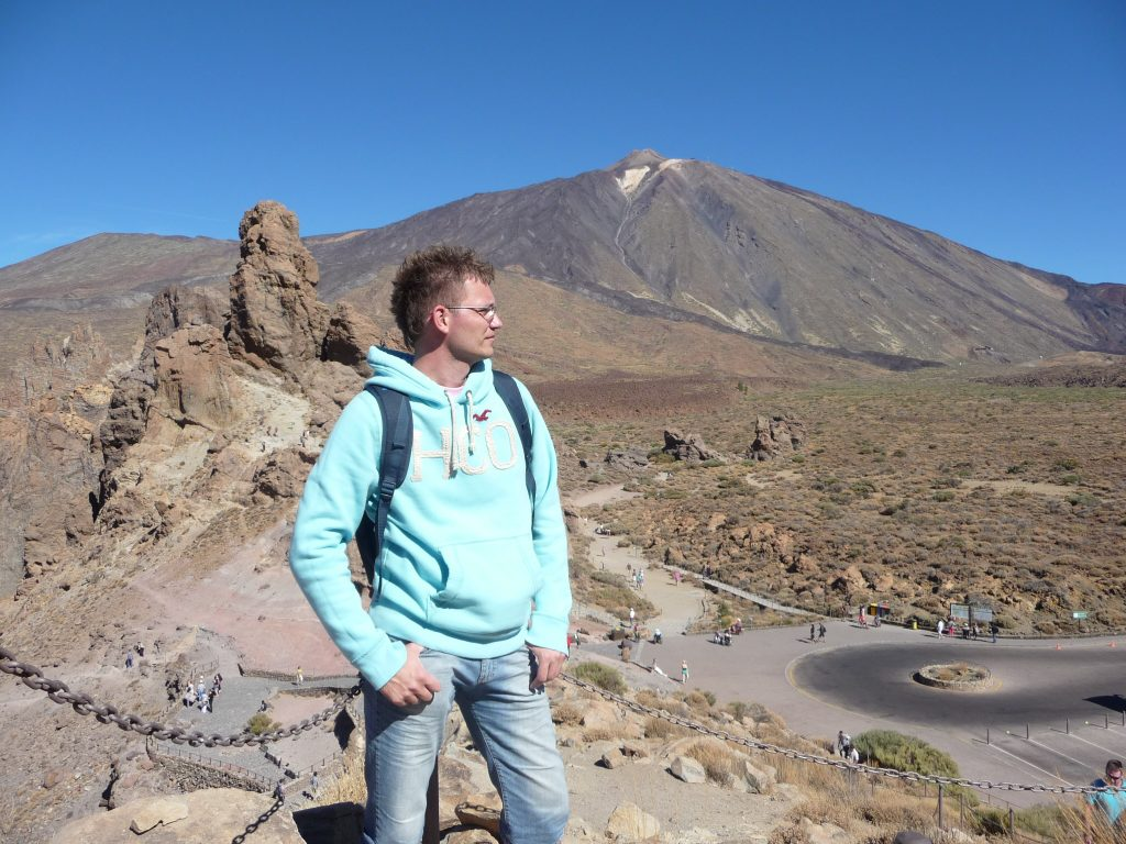 Tenerife best places - Teide Cable Car