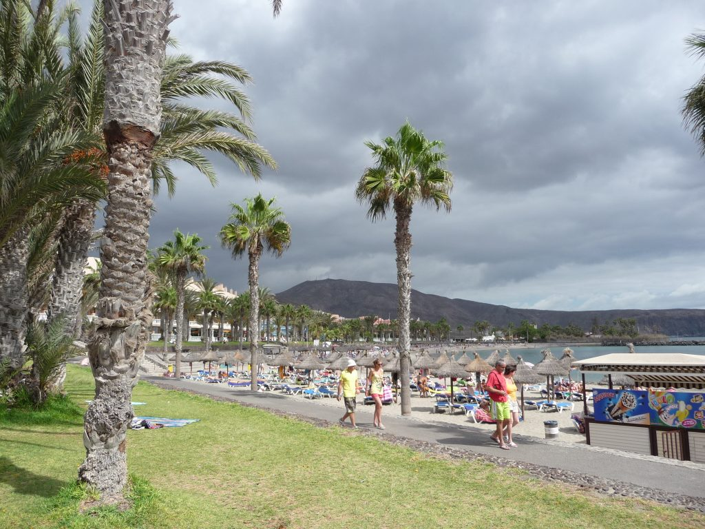 Tenerife things to do - Playa de las Américas