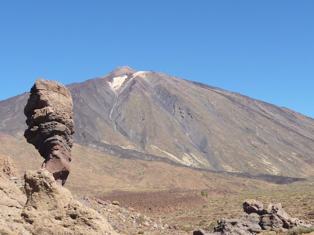 Tenerife things to do - Roque Cinchado