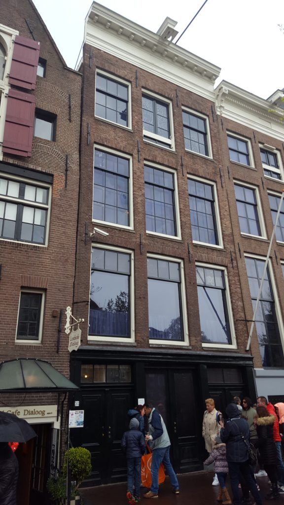 Things to do in Amsterdam - Anne Frank House