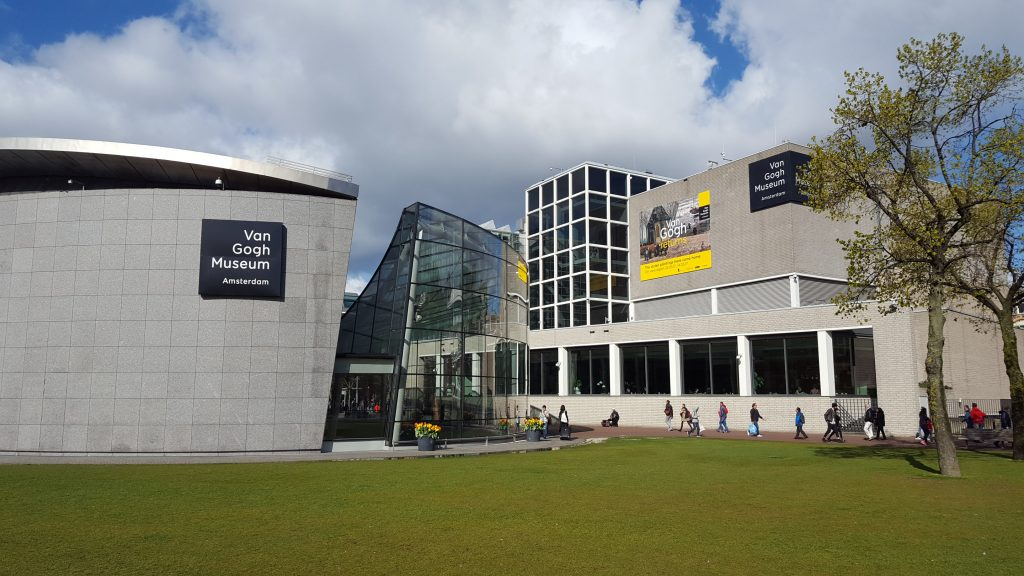 Things to do in Amsterdam - Van Gogh Museum