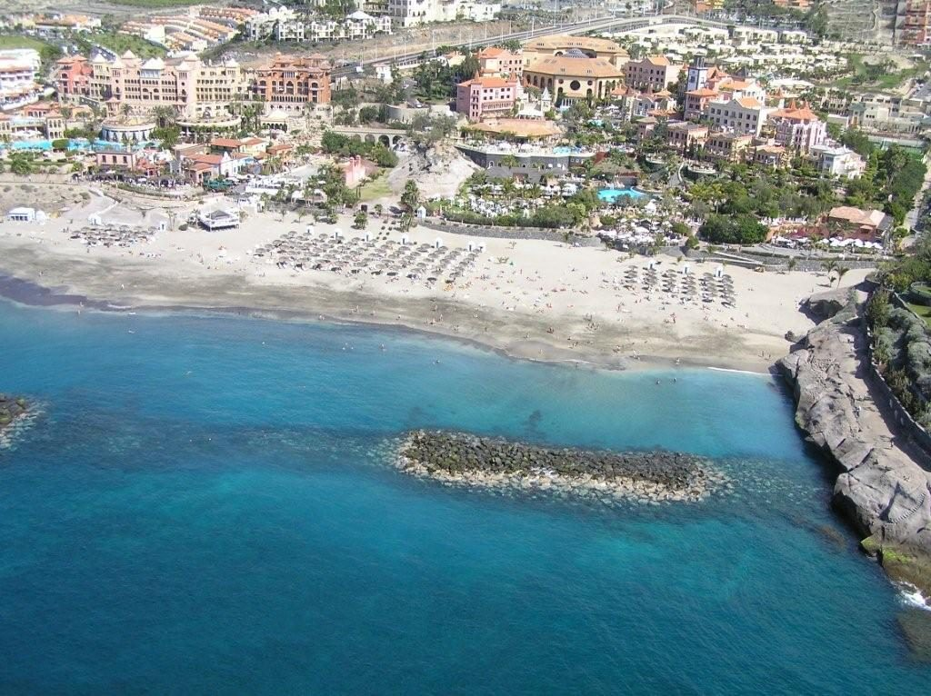 Things to do in Tenerife - Playa de Los Cristianos