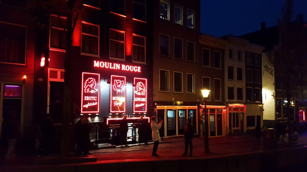 What to do in Amsterdam - Red Light District