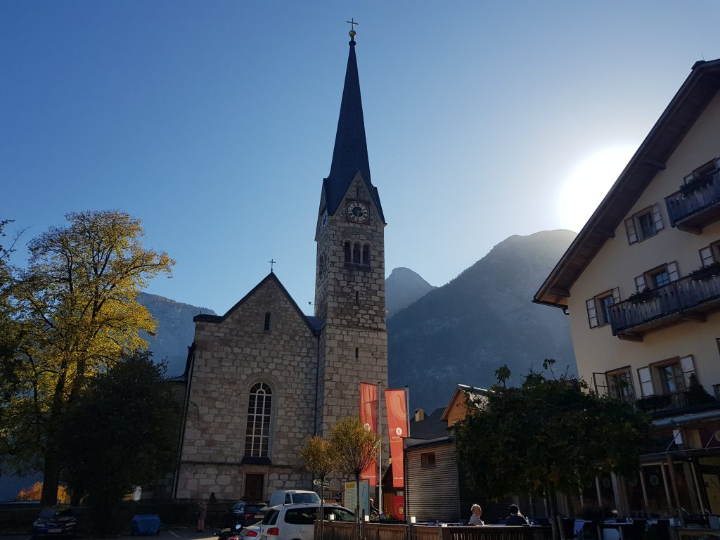 What to see in Hallstatt in Austria?