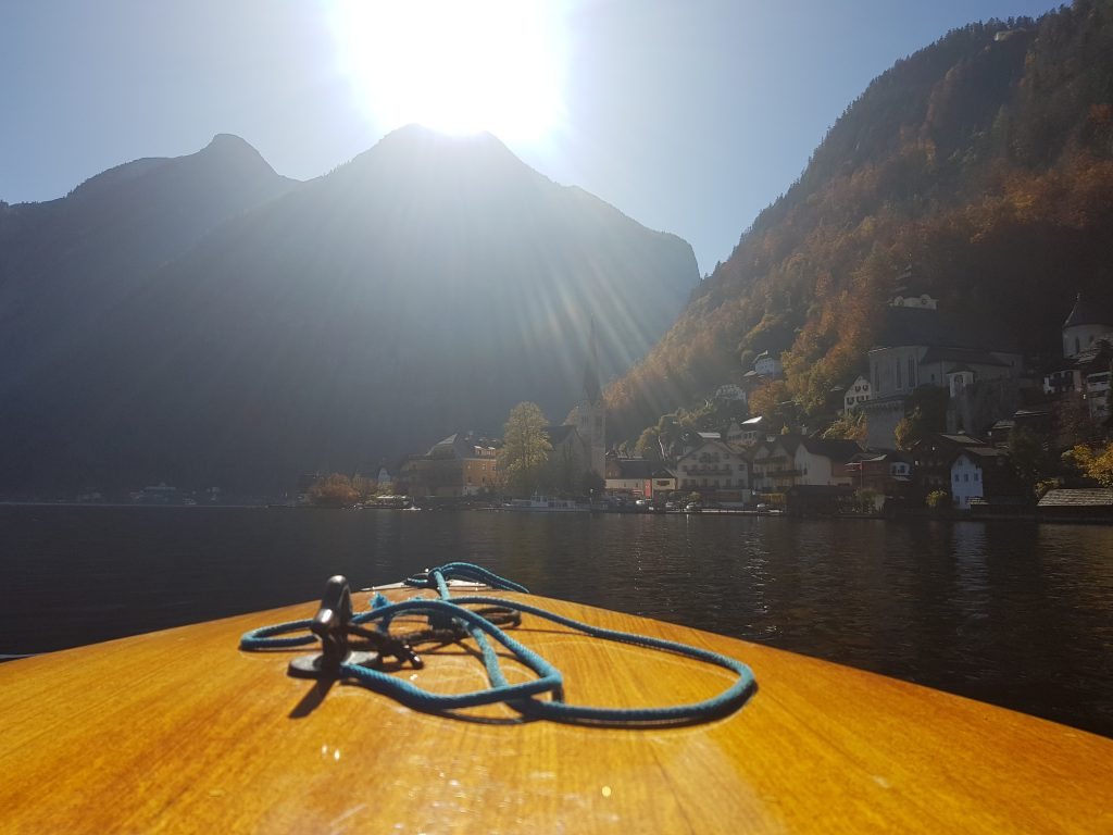 Why is Hallstatt famous?