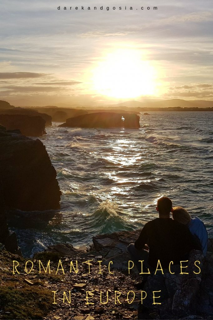 romantic places in Europe