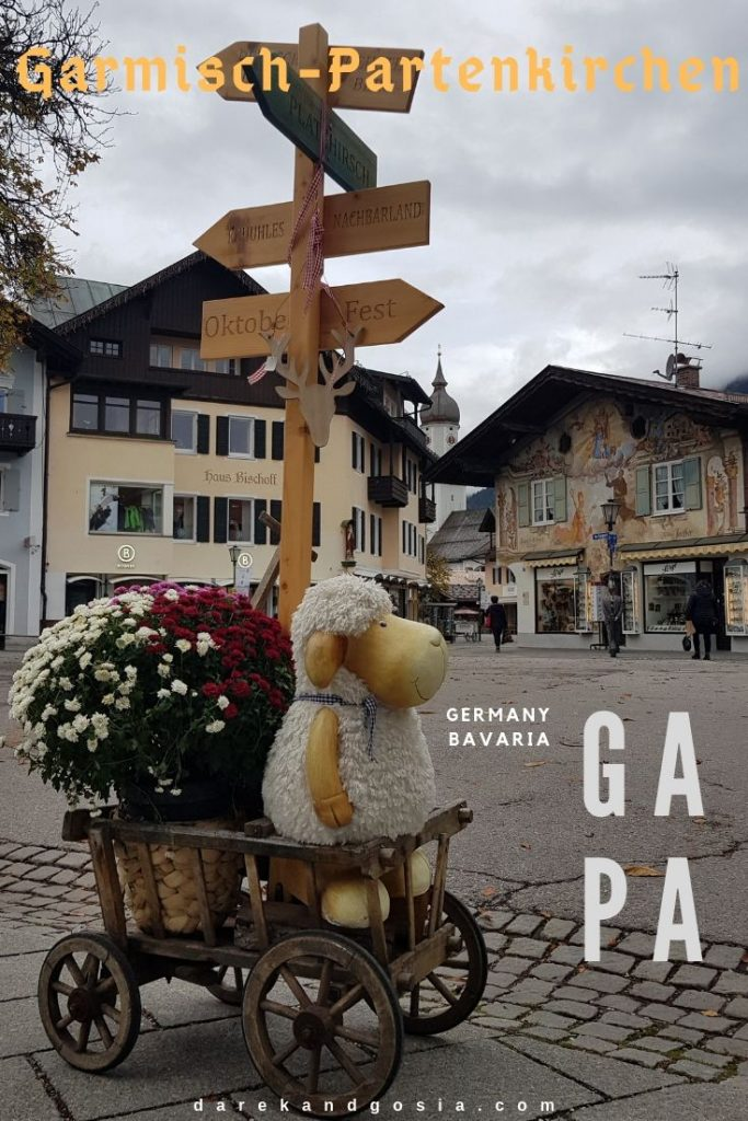 4 days in Garmisch-Partenkirchen, Germany