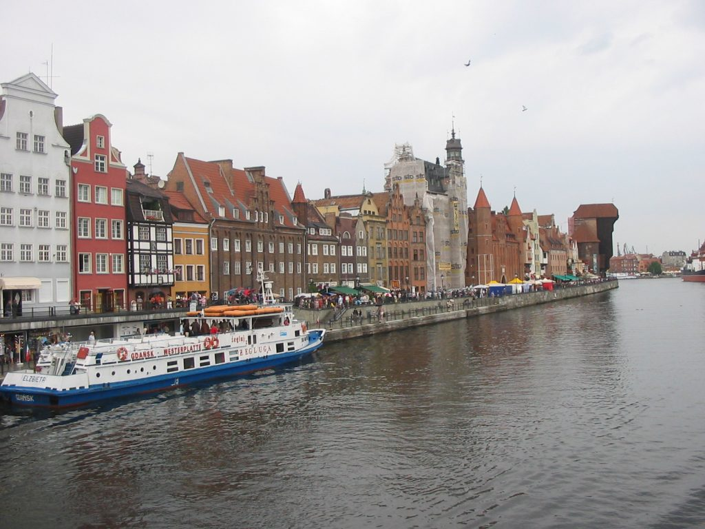 Best short breaks Europe - Gdansk