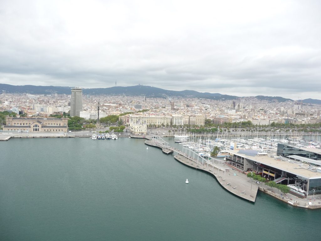 Place to visit in Barcelona - Port of Barcelona