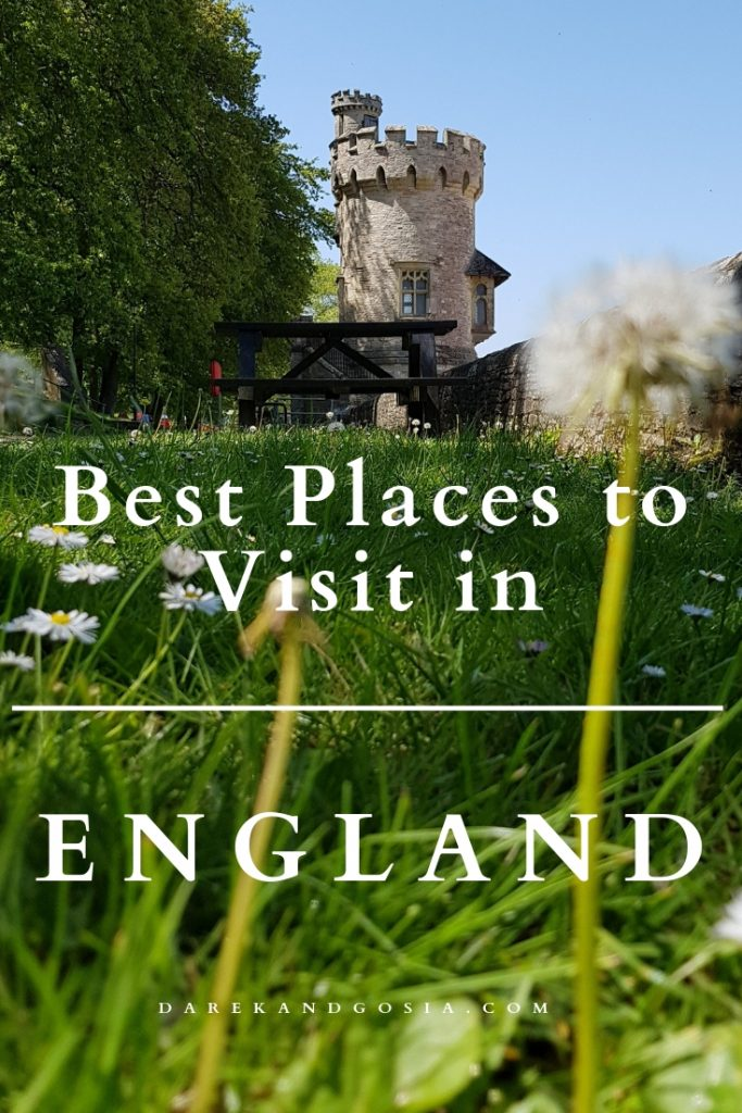 beautiful places in England