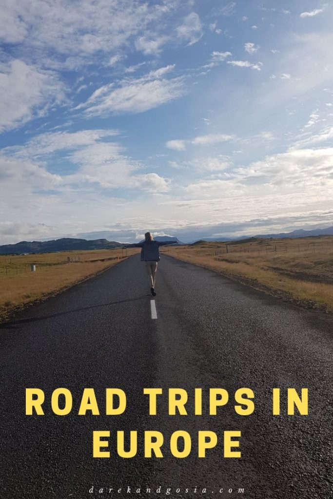Road Trips in Europe