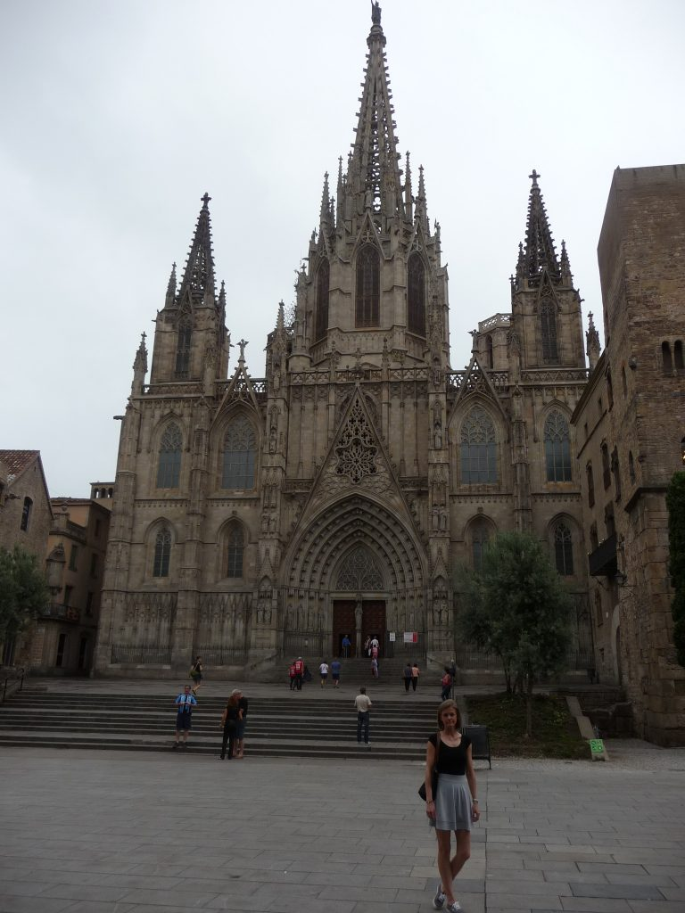 Things to do in Barcelona - Cathedral of Barcelona