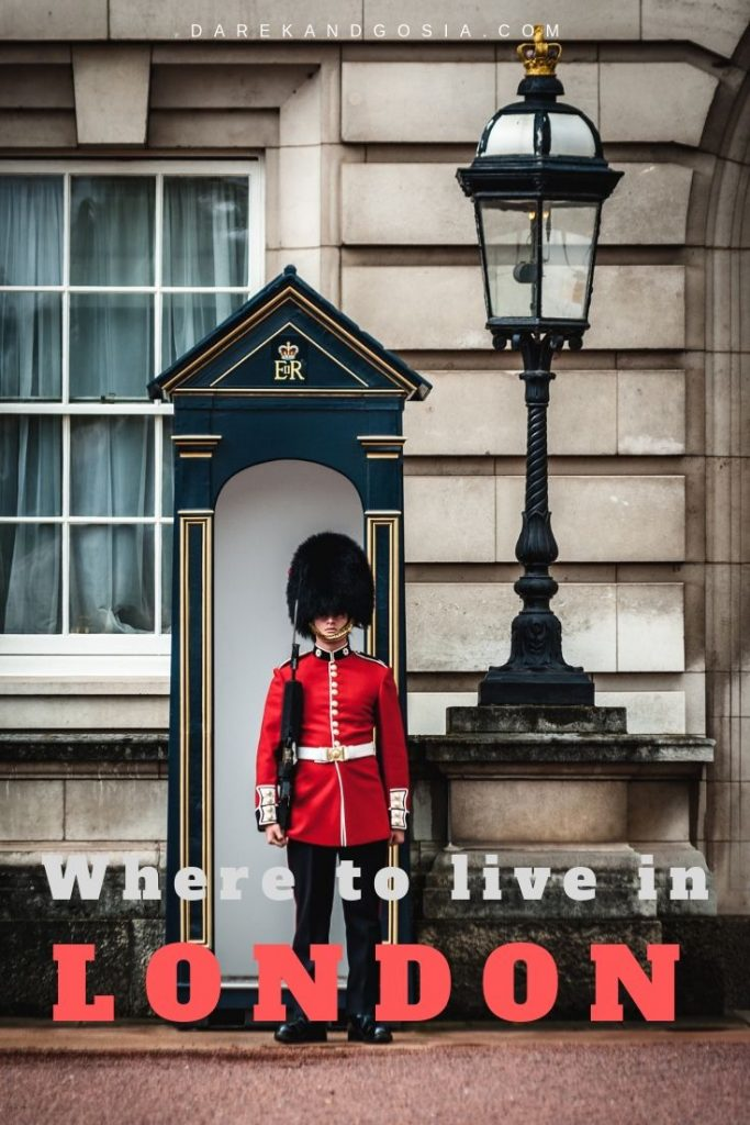 Where to live in London
