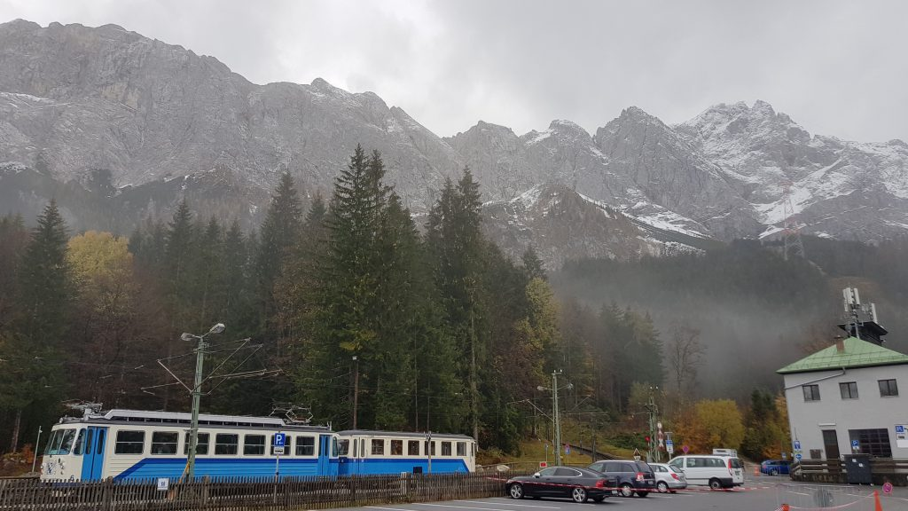 How to get to Zugspitze from Munich