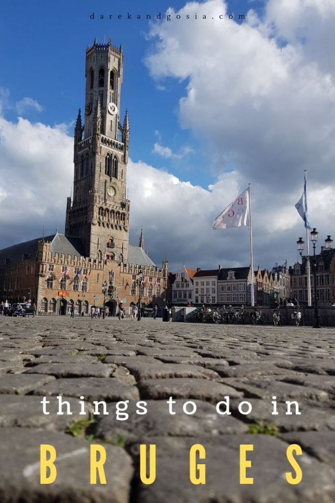 Things to do in Bruges Belgium