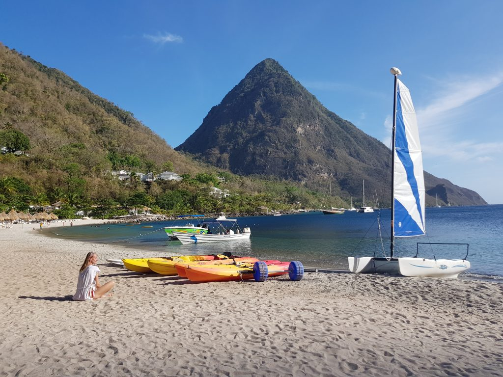 Things-to-do-in-St-Lucia-Sugar-Beach-1