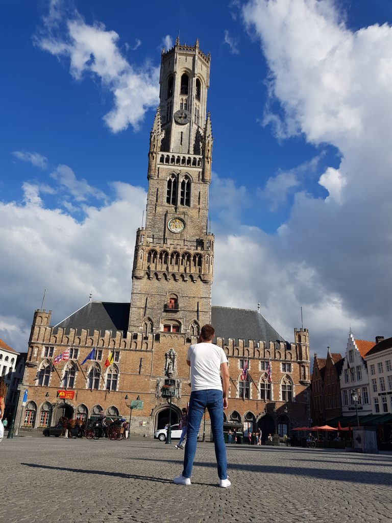 Thinsg to do in Bruges - Belfry of Bruges