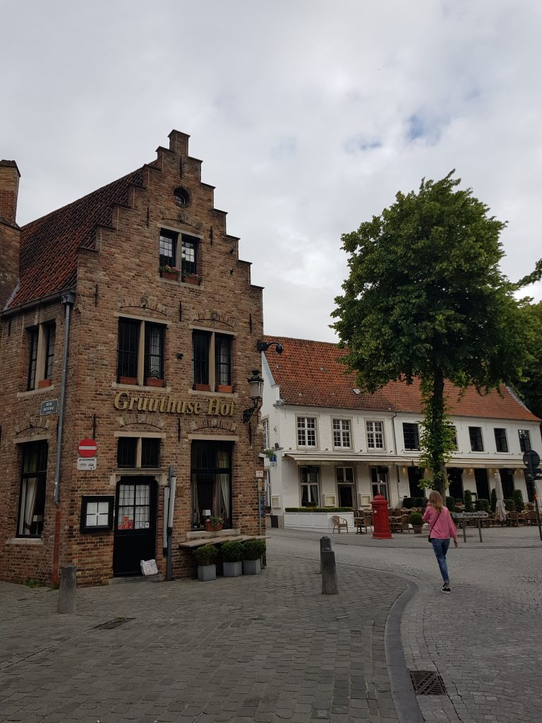 Wander through the Old Town Bruges