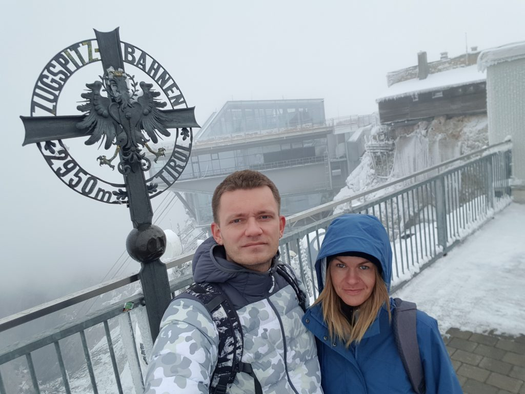 When to visit Zugspitze Germany