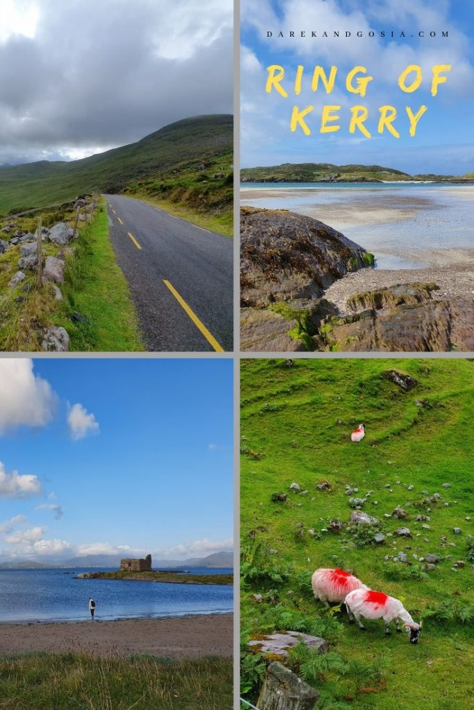 3 days Ring of Kerry itinerary