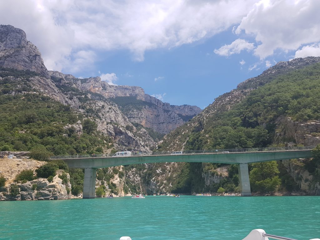 How to get to Verdon Gorge