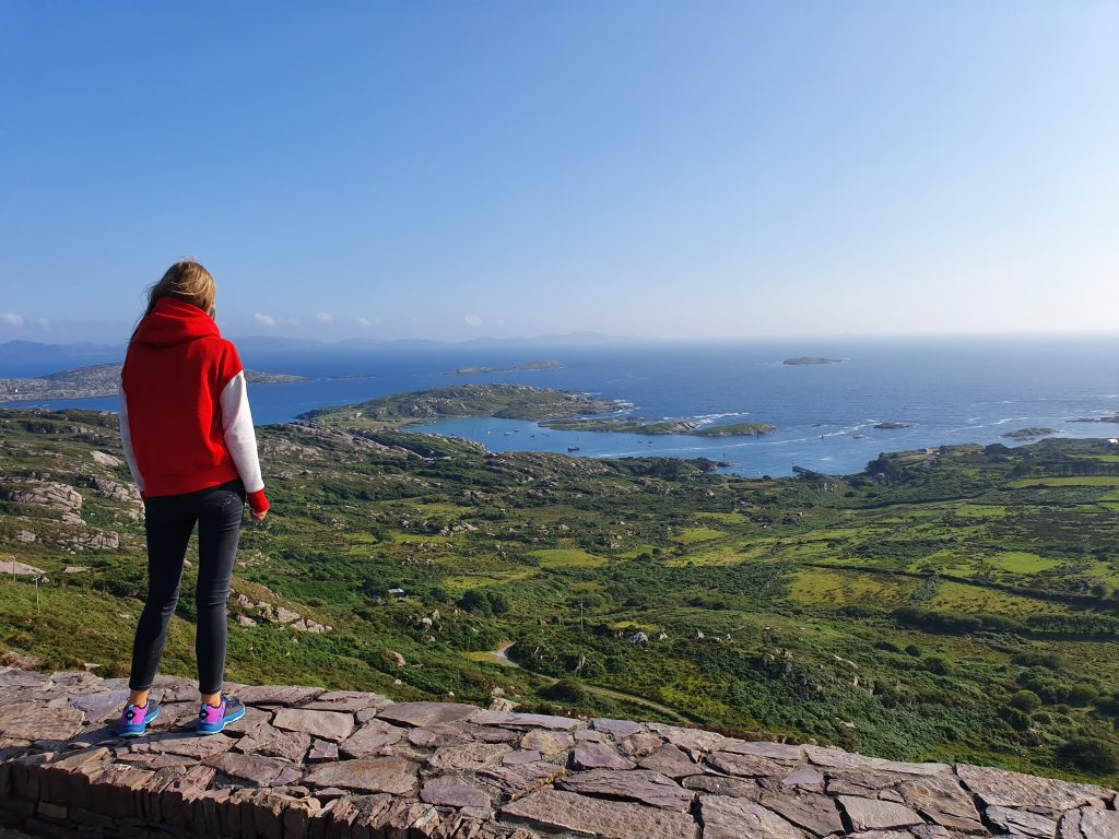 Ring of Kerry Lookout
