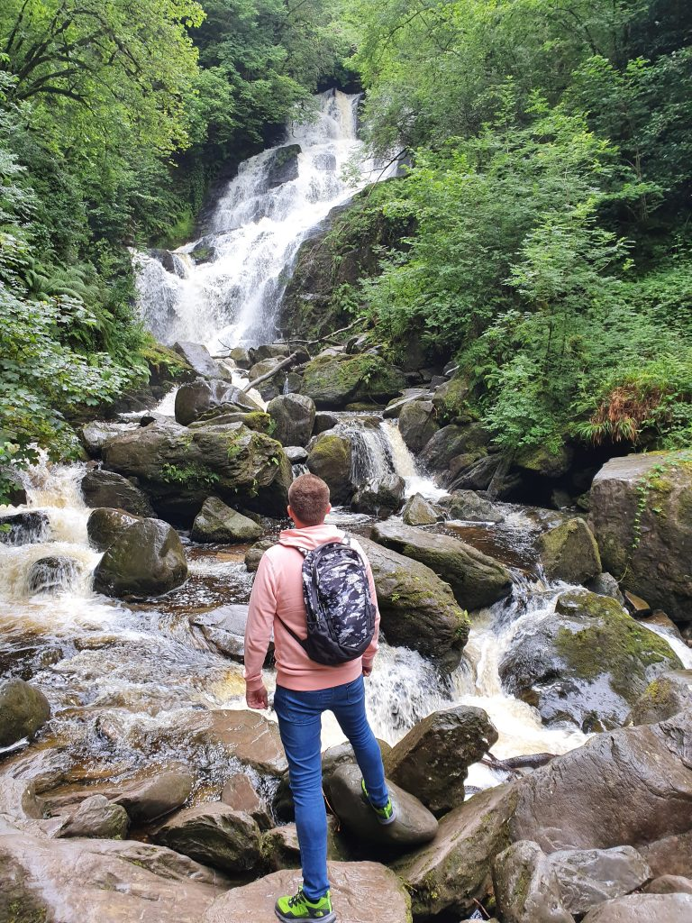 Torc Waterfall Ring of Kerry