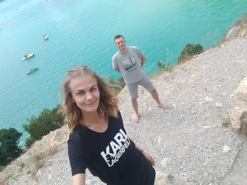 Verdon Gorge hiking