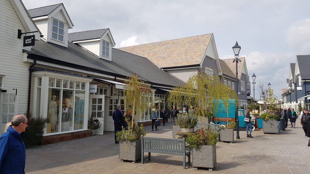 Bicester Village - day trips from London