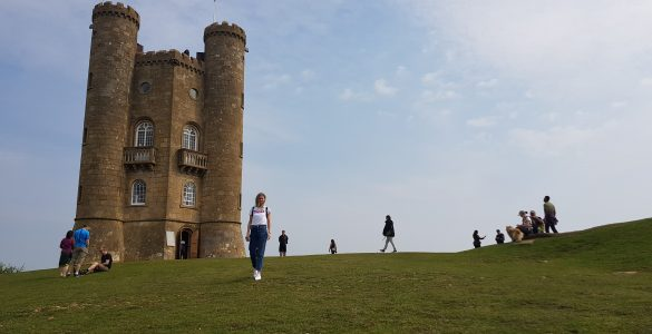 Day trip to Broadway Tower
