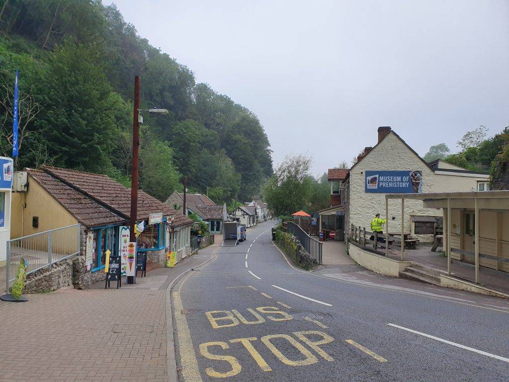How easy is it to get to Cheddar Gorge