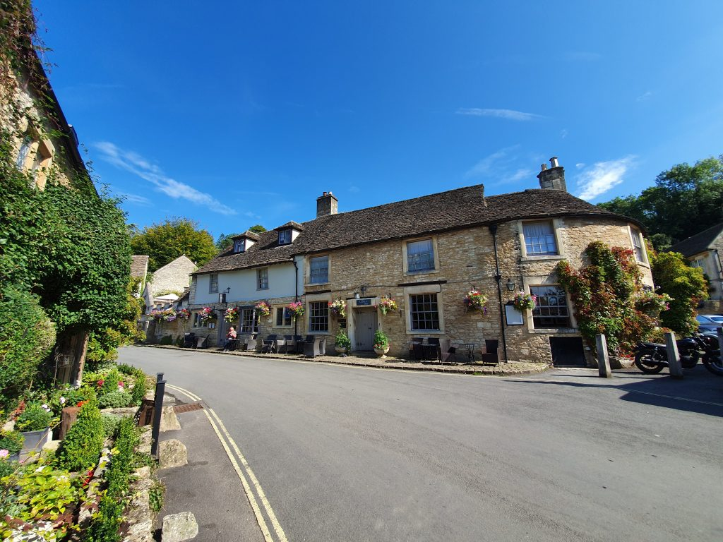 Is Castle Combe a village or town