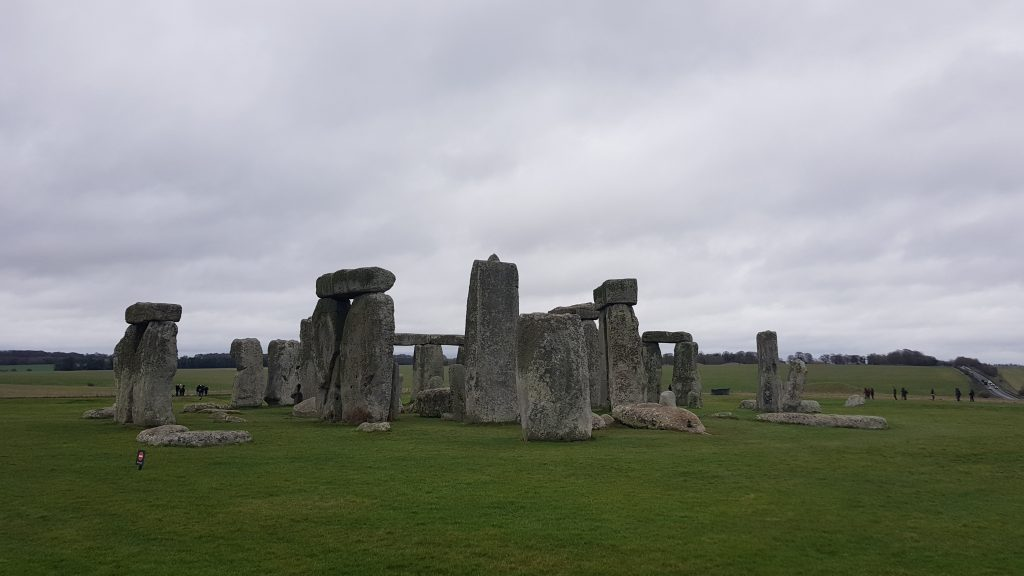 Stonehenge - best places to visit in the UK