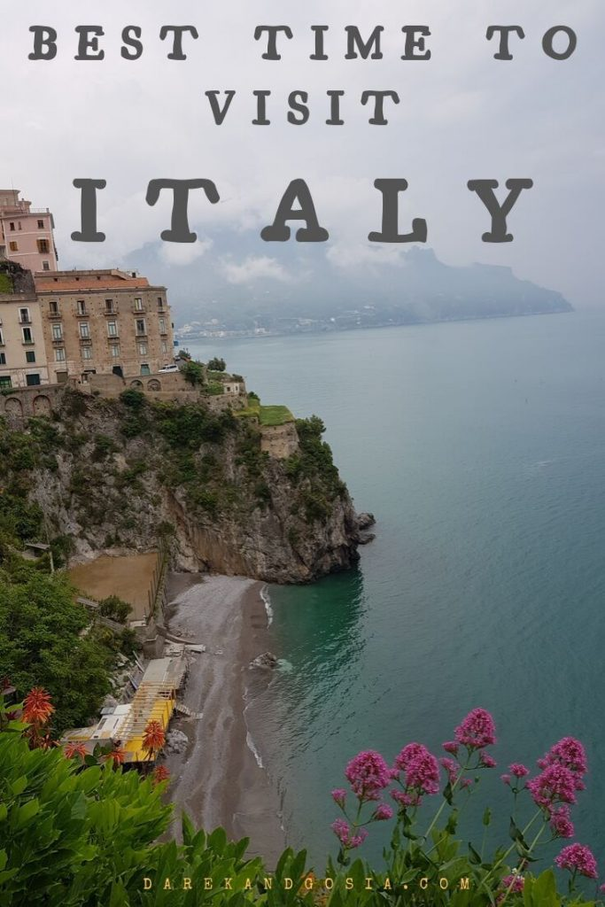 When is the best time to visit Italy